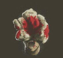 Mushroom Kingdom clicker [Blood Red] - Mario / The Last of Us by Joshua Noland