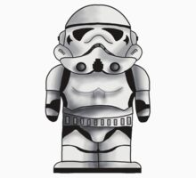 Stormtrooper by PixelMouse