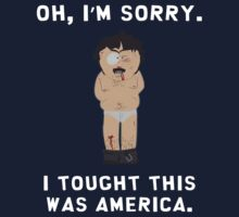 Oh I'm sorry, i tought this was America. by beukenoot666