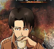 Levi Poster/Case by Olivianub