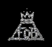 Fall Out Boy Symbol Typography by hellyeahfob