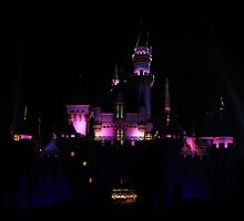 Sleeping Beauty Castle, Disneyland Resort by jennyeatworld