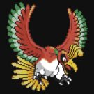 Legendary Ho-Oh by Flaaffy