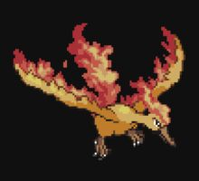 Legendary Moltres by Flaaffy