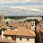 Arles on the Rhone - Provence by Mandy Gwan