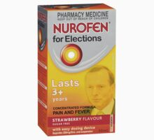 Nurofen for Elections by kevmartin
