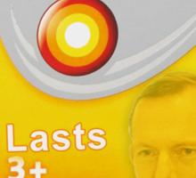 Nurofen for Elections Sticker