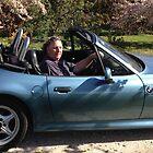 BMW Z3 Topless by Nick Ryan