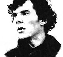 Sherlock Holmes by Shuploc
