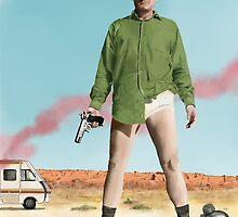 Bryan Cranston @ Breaking Bad by Gabriel T Toro