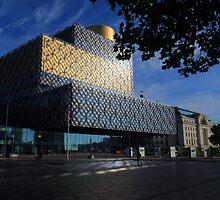 Birmingham Library by John Dalkin