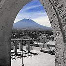 Misti Volcano by gruntpig