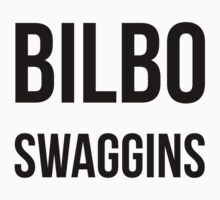 Bilbo Swaggins by tdamockingbird