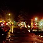 Fire Fighters Night Out  by Michael  Frazee