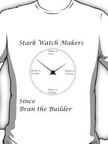 Stark Watchmakers T-Shirt