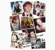 McFly Collage Design by LaurasTees