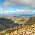 The Lairig Ghru  by VoluntaryRanger