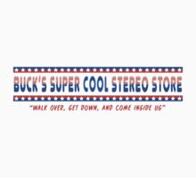 Buck's Super Cool Stereo Store - Boogie Nights by stella4star