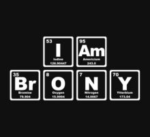 I Am Brony - Periodic Table by graphix
