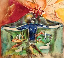 Curandera (Healer) by Rowan Farrell