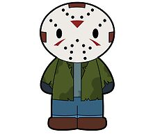 Cartoon Friends: Jason by thisisanton