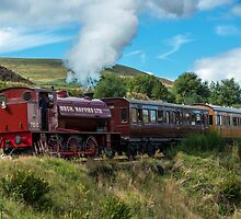 Pontypool and Blaenavon Steam Railway by Nick Jenkins