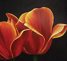 Tulips part two by Tanagra Studios