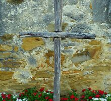 Mission Espada - simple beauty by LeRoyM
