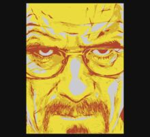 Walter White AKA Heisenberg by Kyle Willis