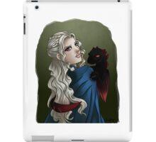 Daenerys and Drogon iPad Case/Skin