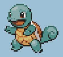 Squirtle by Vinchtef