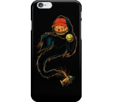 Jack 'O Rapper - Prints, Stickers, iPhone & iPad Cases iPhone Case/Skin