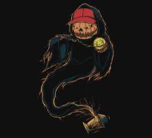 Jack 'O Rapper by monochromefrog