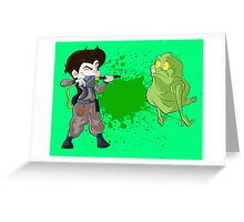Hey Spud Greeting Card