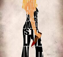 Buffy the Vampire Slayer by Ayse Toyran