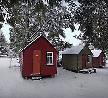 Whisper 20, 21 … 22 for Winter Romance by Peter Kurdulija