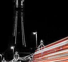Viva Las Blackpool by DavidWHughes