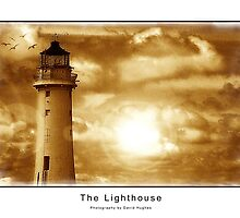 The Lighthouse by DavidWHughes