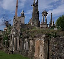 The Necropolis, Glasgow (7) by MagsWilliamson