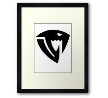 fairy tail - sabertooth Framed Print
