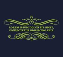 Lorem Ipsum by ummmco