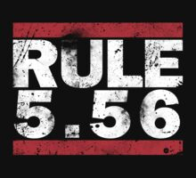 Rule 5.56 by five5six