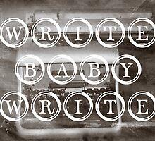 Write baby write. by z-ta
