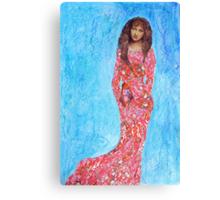 Layla Canvas Print