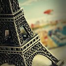 Paris Souvenirs by Caroline Fournier
