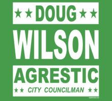 Doug Wilson Agrestic City Councilman by kaptainmyke