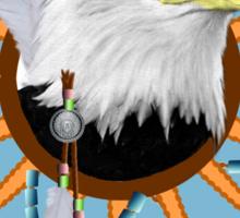Eagle Dreamcatcher Sticker