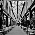 Wyndham Arcade, Cardiff by Paula J James