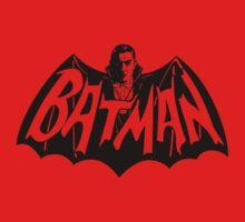 The Original Batman, Dracula! by SenseiMonkeyboy