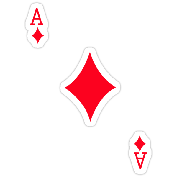 Ace of Diamonds by familyman